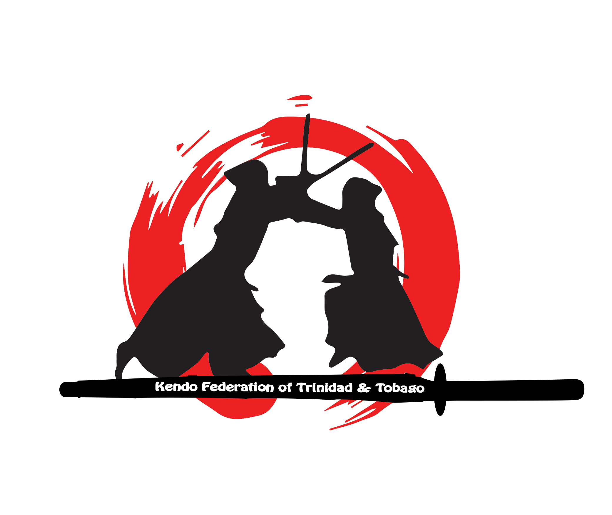 kendo federation logo design