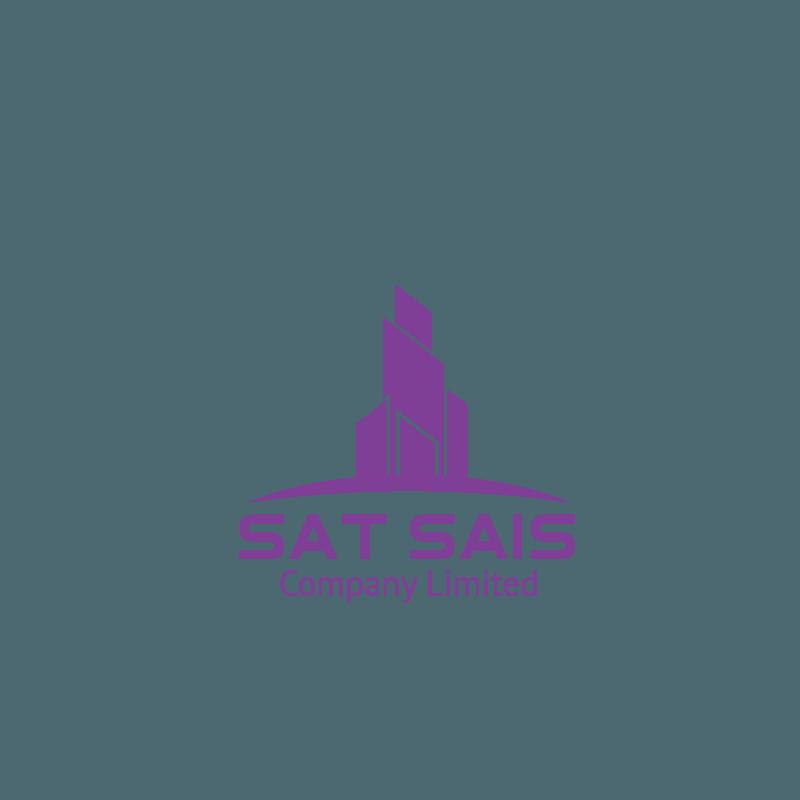 sat sais logo design